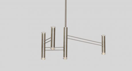 Aries Minimalist Lighting System by Bec Brittain