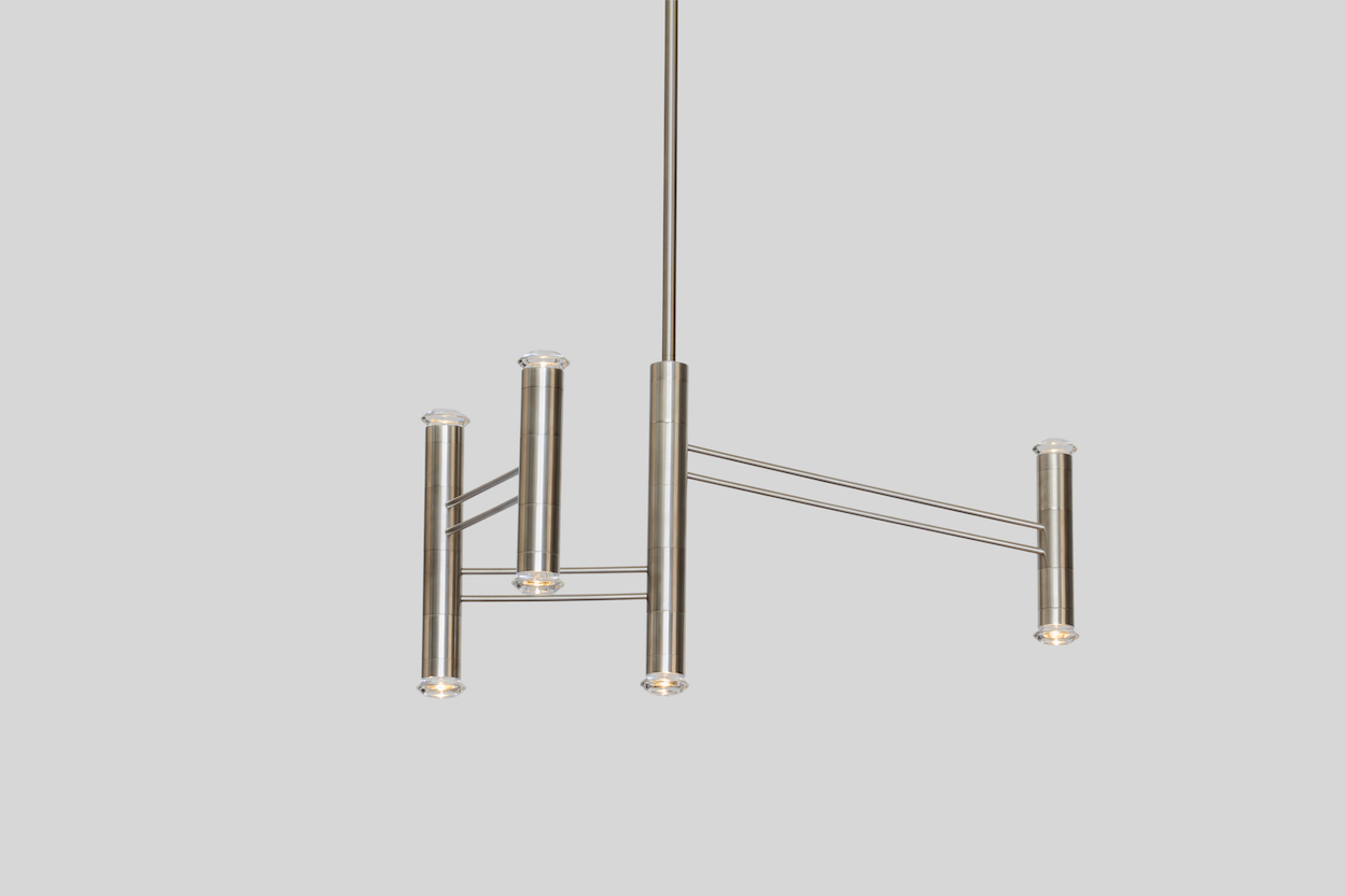 Aries Minimalist Lighting System by Bec Brittain