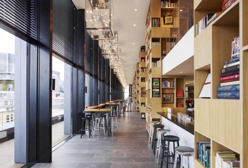 Mobile, Modern, Modular: citizenM's Tower of London Hotel ...