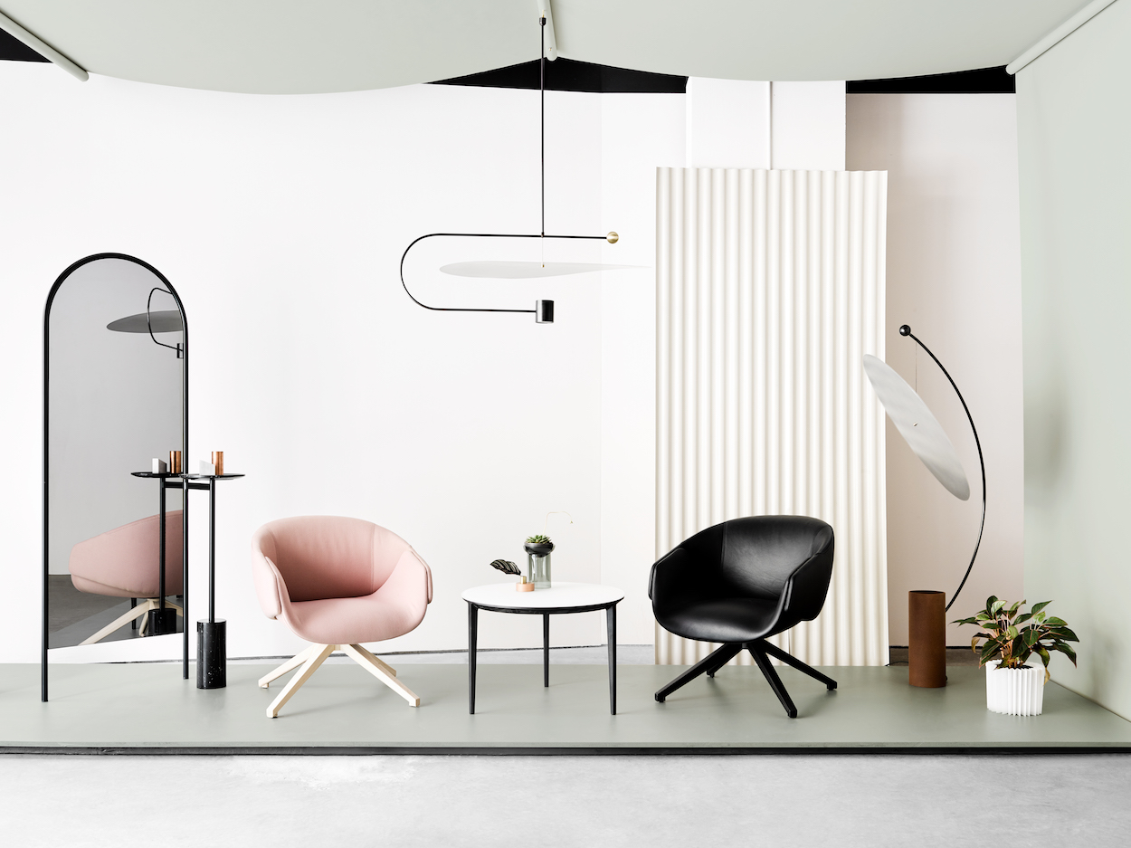 over under by sp01 x ladies gentlemen design milk. Black Bedroom Furniture Sets. Home Design Ideas