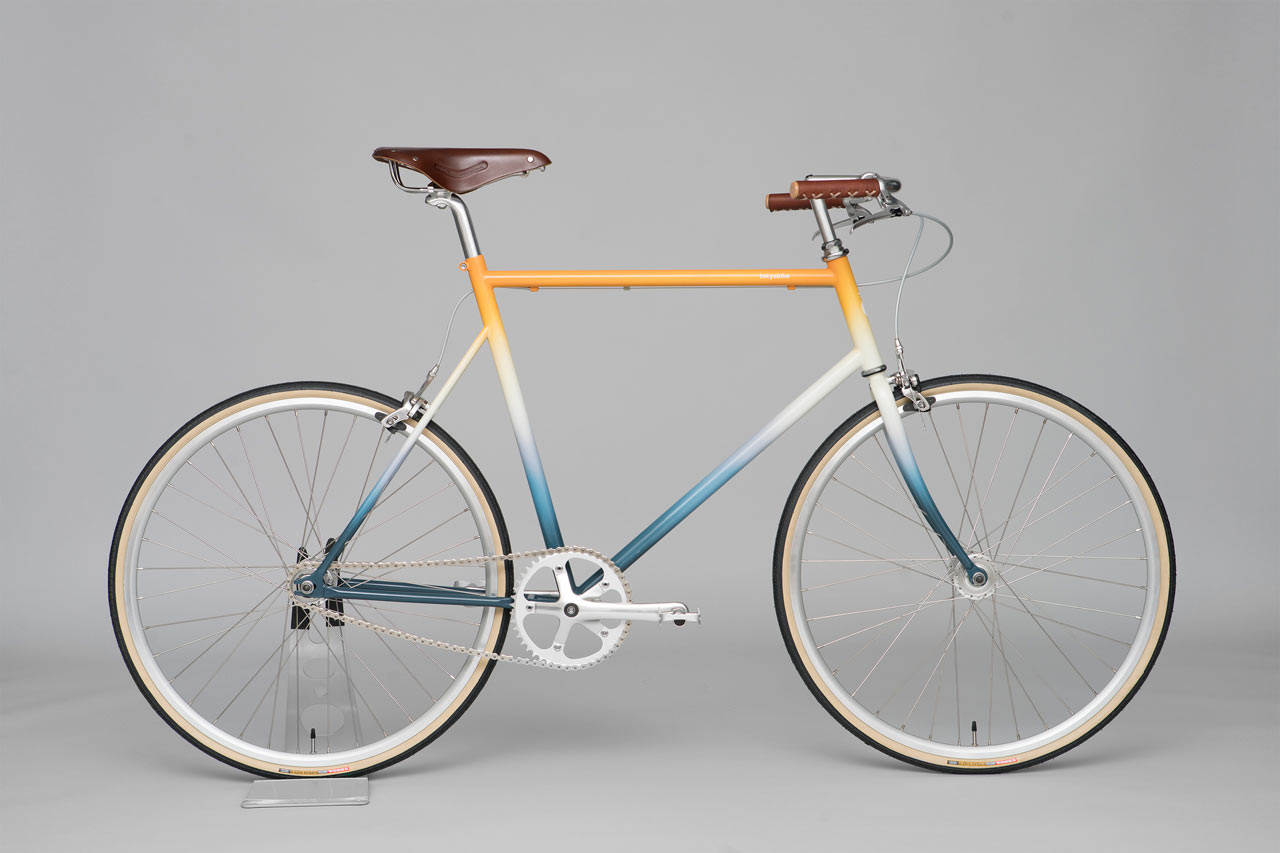 Tokyobike Launches Series of Limited-Edition, Designer Bicycles