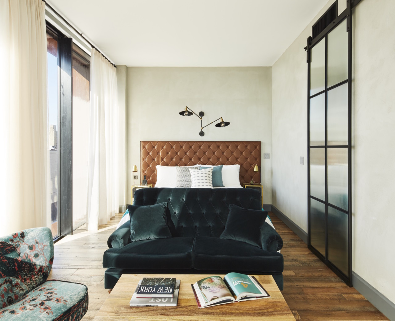 History Meets Modernity at The Williamsburg Hotel in New