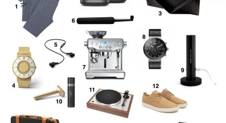 The Comprovendoauto 2017 Father's Day Gift Guide