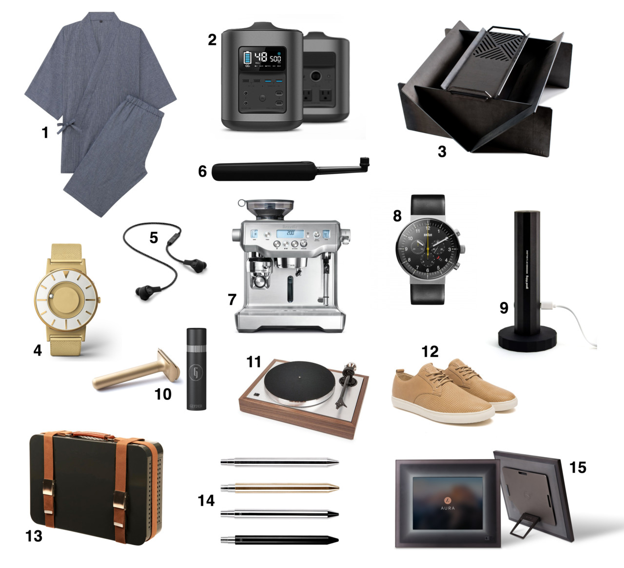 The Design Milk 2017 Father's Day Gift Guide