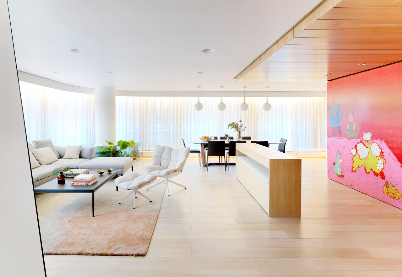 The Apartment of Perfect Brightness in Beijing
