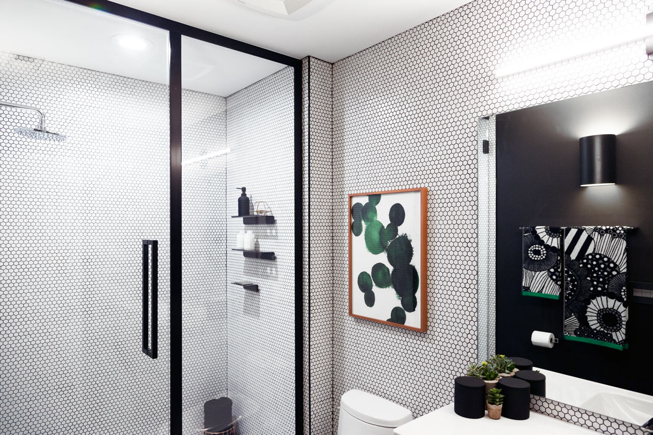 Long Months, We Revealed My Modern Bathroom Project And Took You Through  The Entire Design Planning Process, Demo, Construction, ...