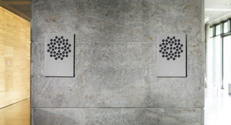 Concrete Audio F1 Wall Speakers Are a Brutalist's Dream Come True