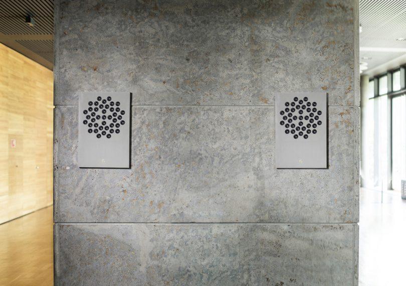 Concrete Audio F1 Wall Speakers Are a Brutalist?s Dream Come True