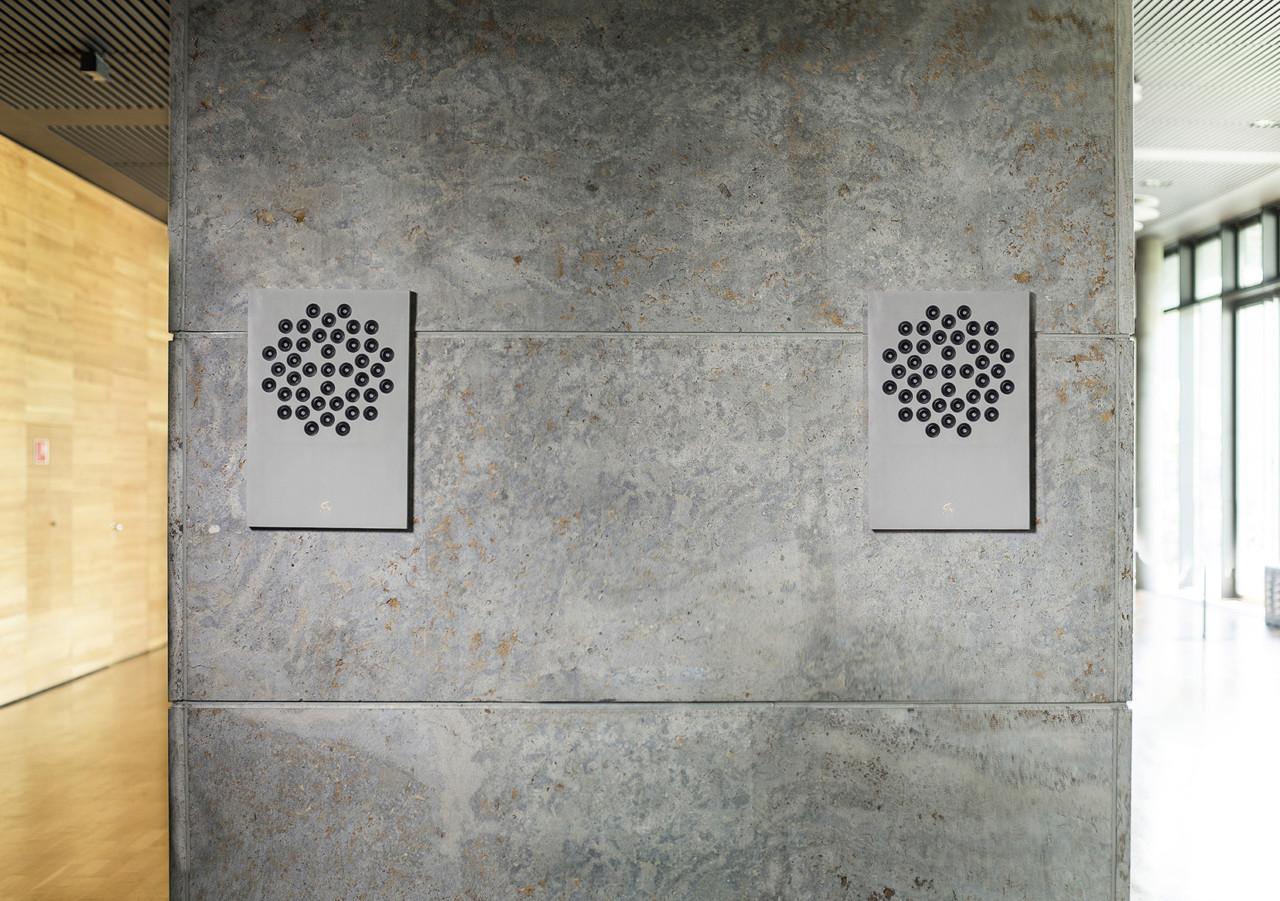 Concrete Audio F1 Wall Speakers Are a Brutalist's Dream Come True