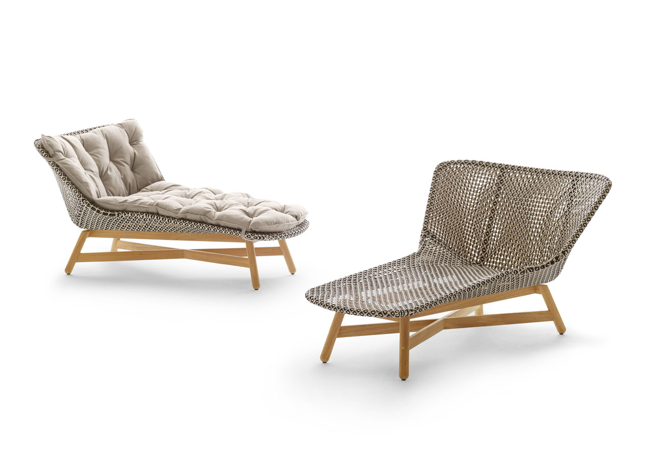 Sebastian herkner brings a nordic spin to dedon with - Dedon outdoor furniture outlet ...
