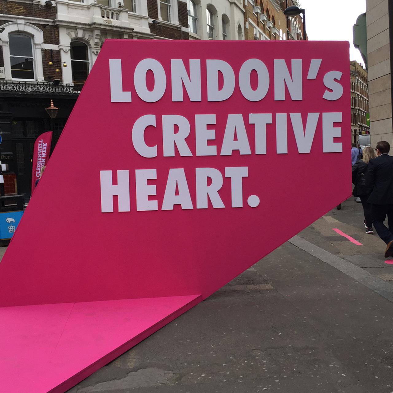 CDW17: Experiencing Design at Clerkenwell Design Week