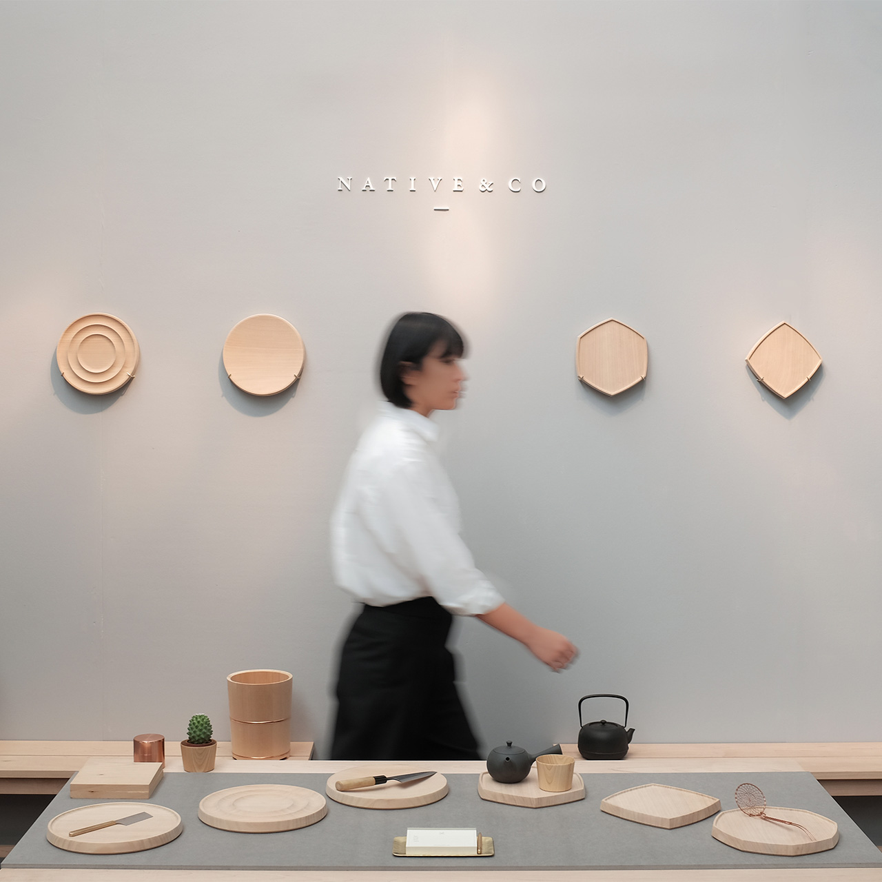 Native Co Combine Craft And Design To Promote Japanese And