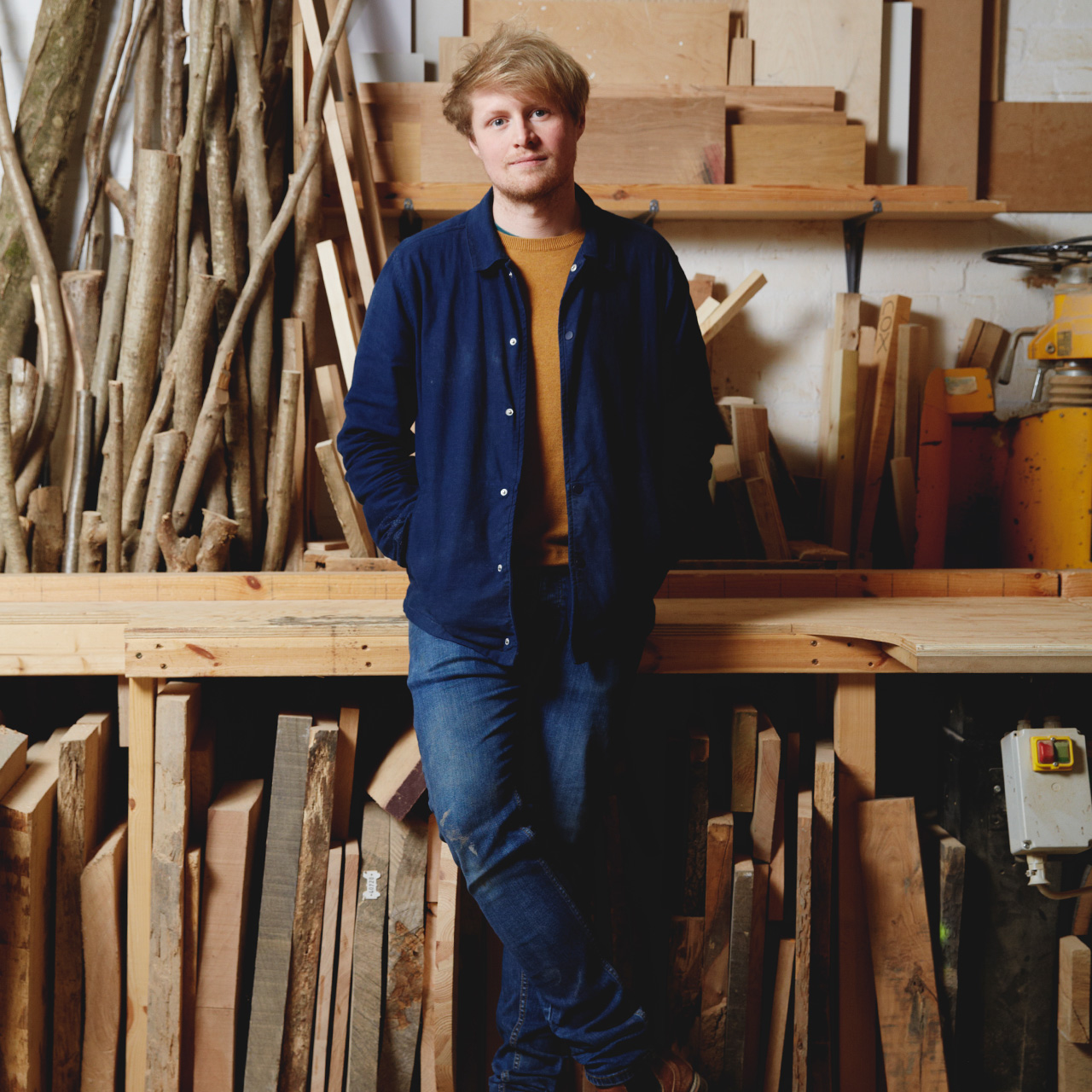 British Furniture Designer Sebastian Cox Hails 'Traditional as Radical'