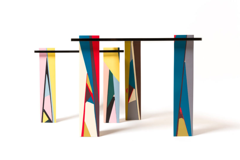 Elyse Graham Launches Colorful Resin Vessels and Furniture - Design Milk