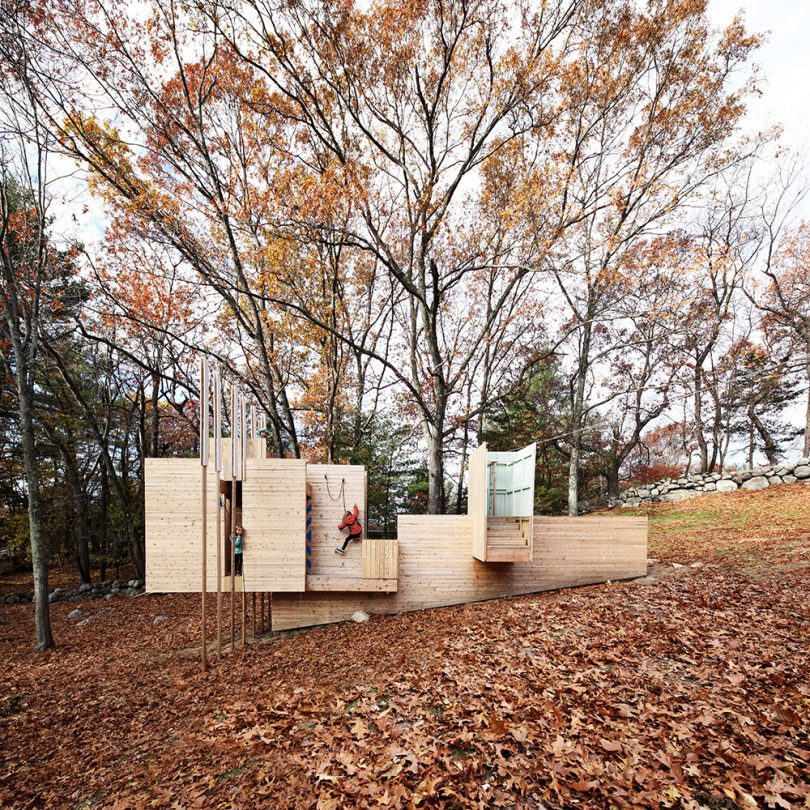 The Five Fields Play Structure Was Designed with No Purpose