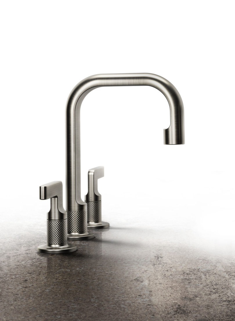Gessi Launches Inciso Bath Collection by Rockwell Group - Design Milk