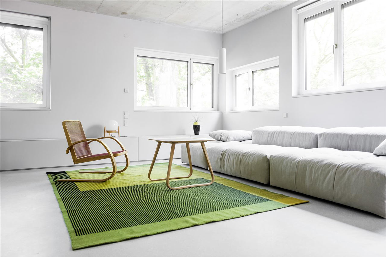 A Modern Home in the Prenzlauer Berg District of Berlin