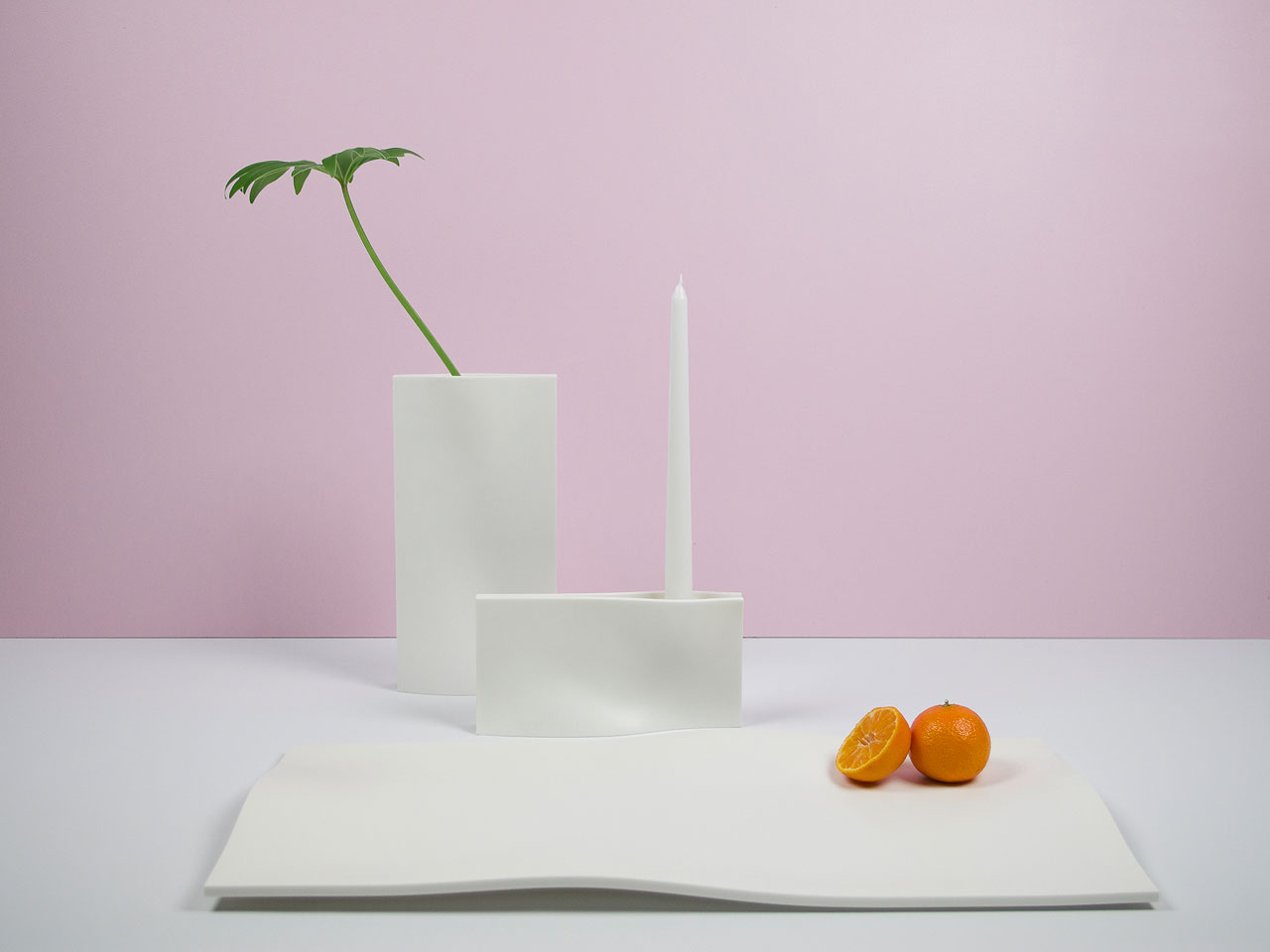Tabletop Accessories Made Of Corian By Justin Bailey Design ...