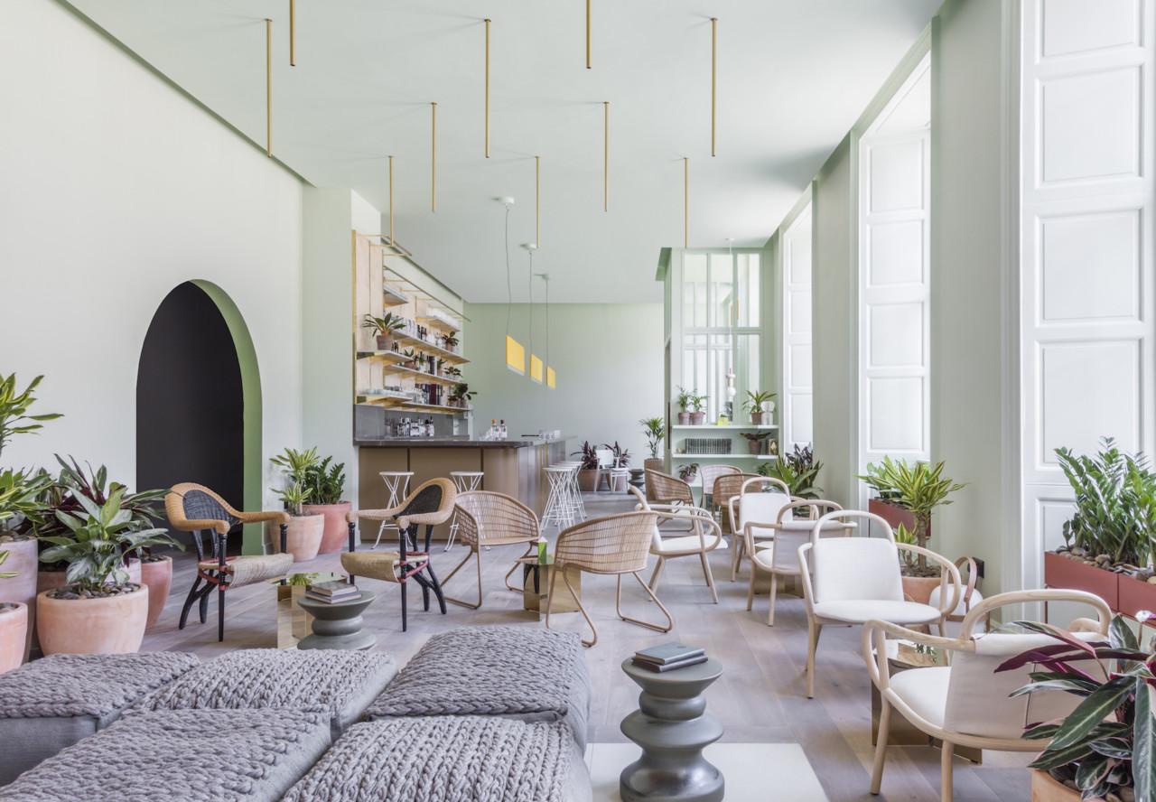 The Eden Locke Edinburgh Hotel Transforms from 18th Century Georgian to 21st Century Modern