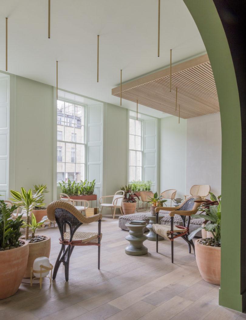 The eden locke edinburgh hotel transforms from 18th for Design hotel eden