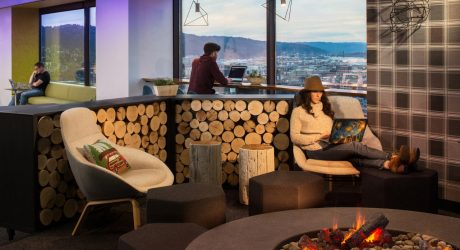 """Nerdvana"": A Creative, Colorful Office in Portland for Data Nerds"