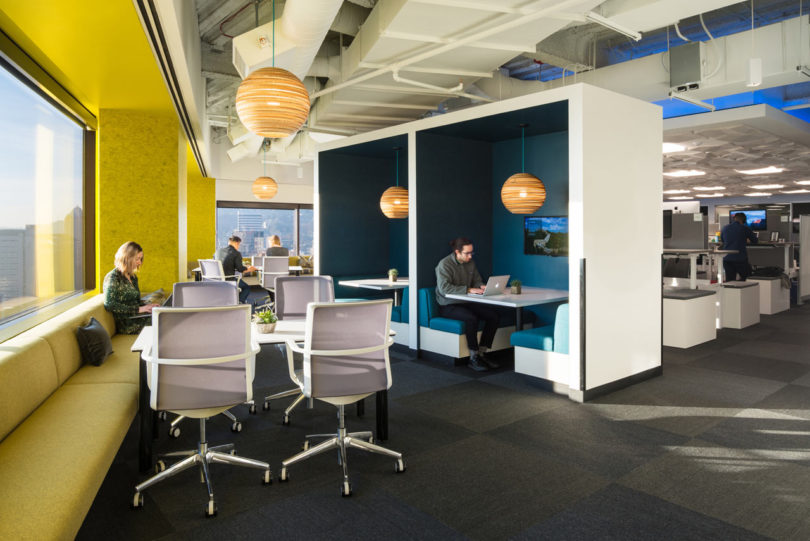 Quot Nerdvana Quot A Creative Colorful Office In Portland For