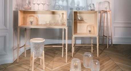 Noé Duchaufour-Lawrance Debuts Collection of Modern Crystal