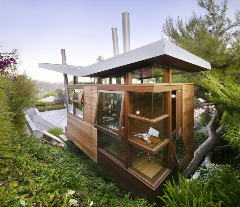 10 Modern Treehouses We?d Love to Have in Our Own Backyard