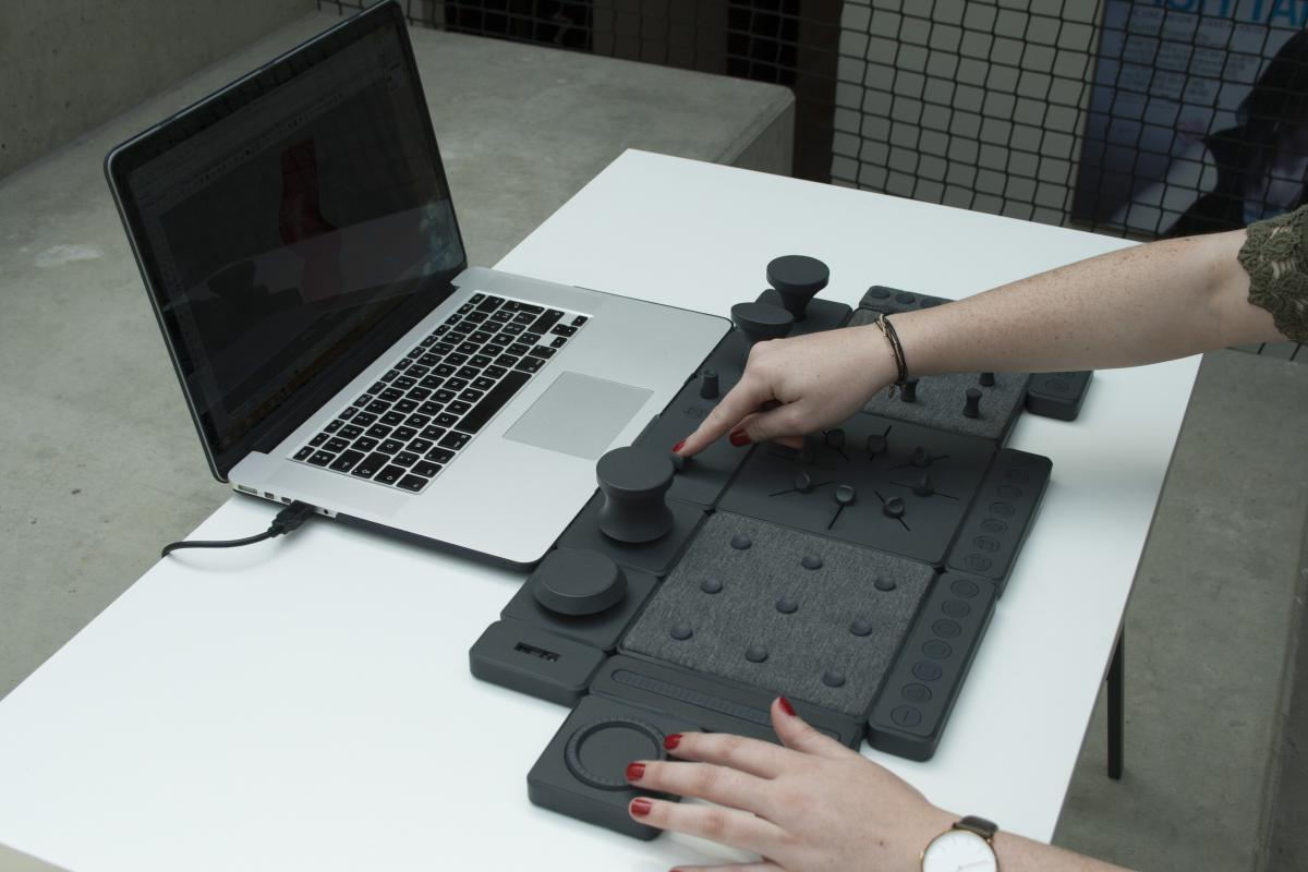TAC.TILES Adds a Touch of the Physical to 3D Software