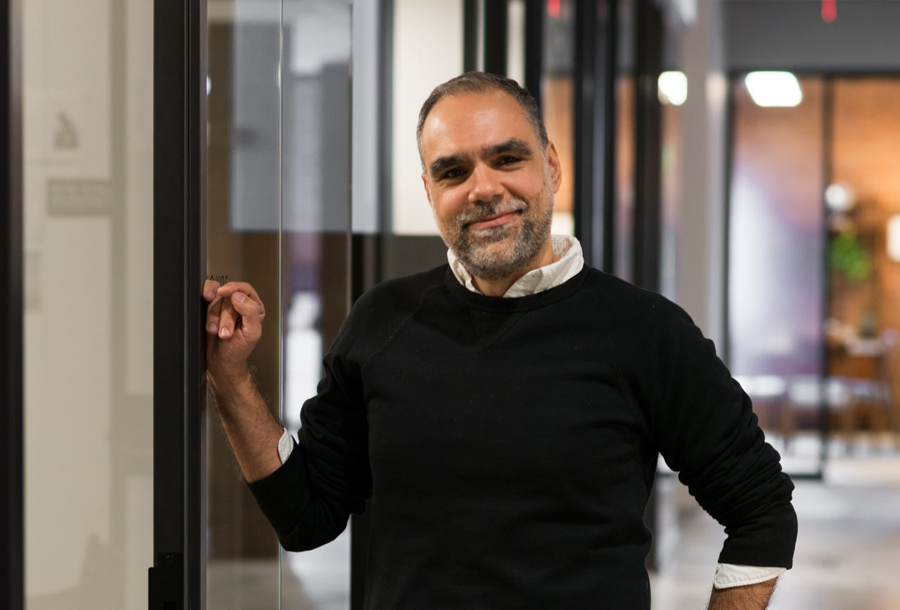 Where I Work: Paulo Kos of West Elm Workspace
