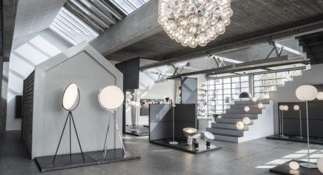 OEO Studio Creates an Immersive Experience for the FLOS Scandinavia Showroom