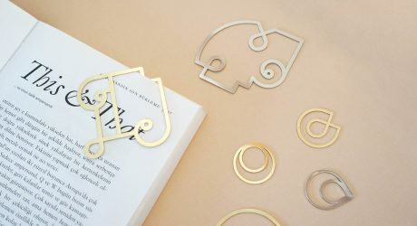 Designer Paper Clips to Up Your Organization Game