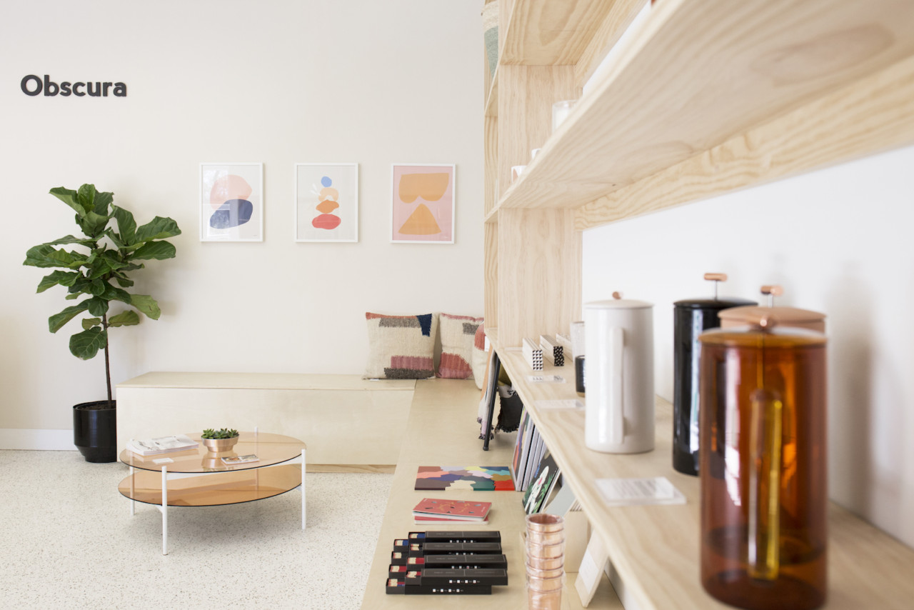 Yield Design Co Opens Its First Ever Brick & Mortar Shop, Obscura