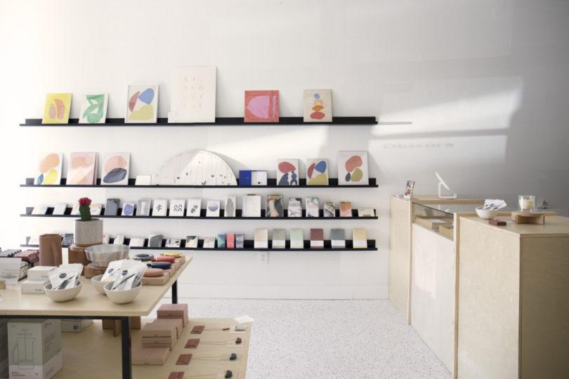 Yield Design Co Opens Its First Ever Brick Mortar Shop Obscura Design Milkdesign Milk
