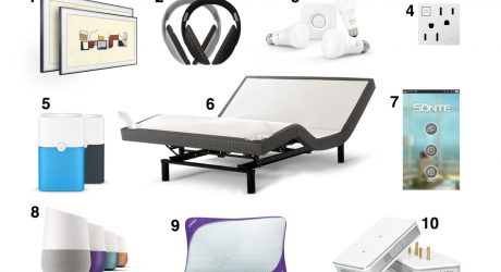 10 Technologies Reshaping the Bedroom to Version 2.0