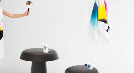 minimal modular shelving system by ben couture design milk. Black Bedroom Furniture Sets. Home Design Ideas
