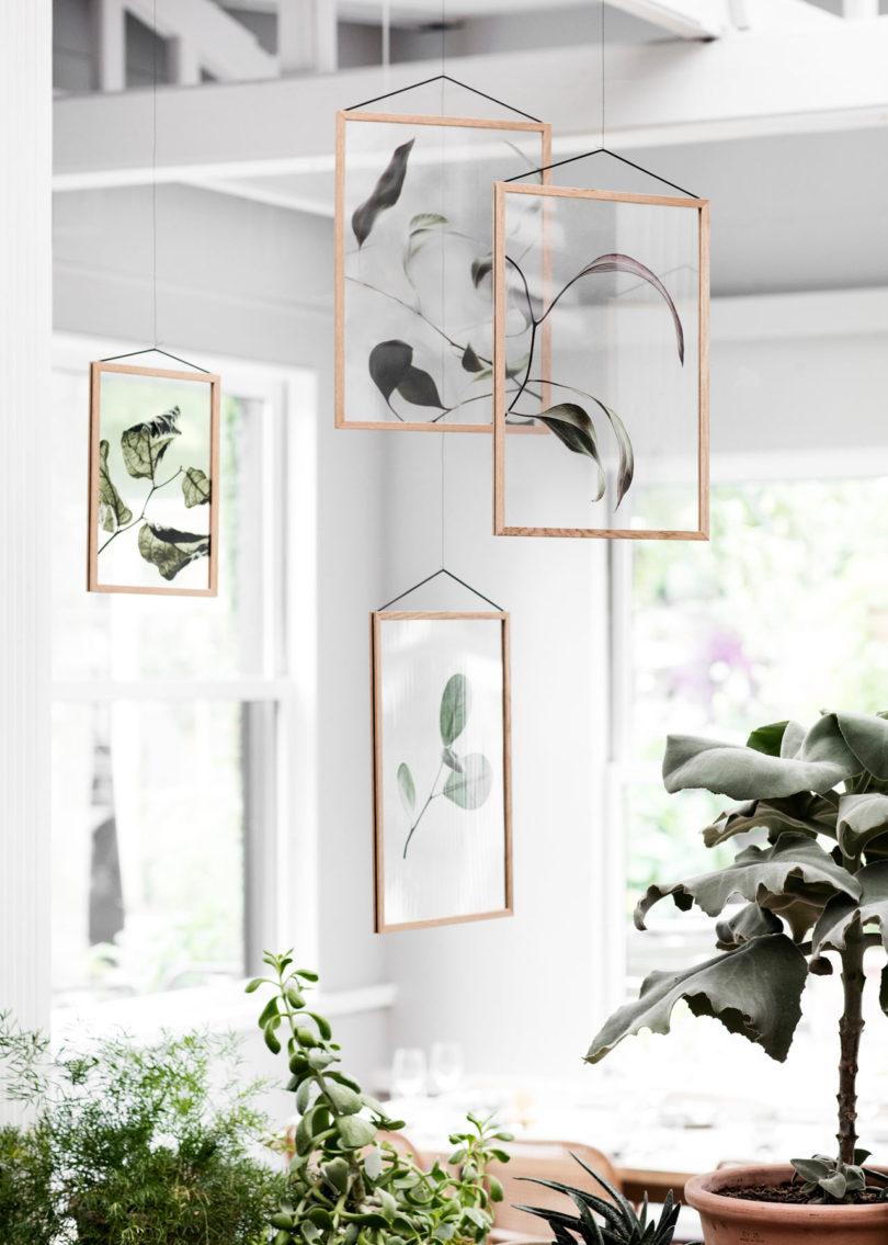 Three Danish Companies Release Transparent Botanical Prints - Design ...