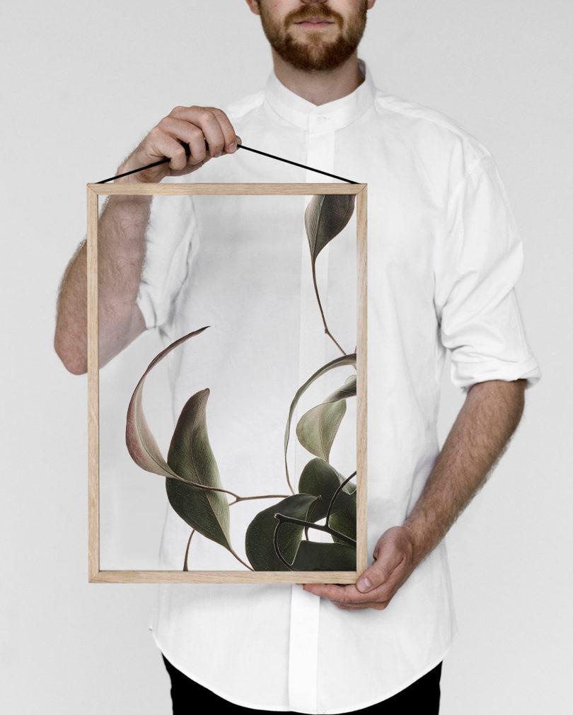 Print photos on transparent papers