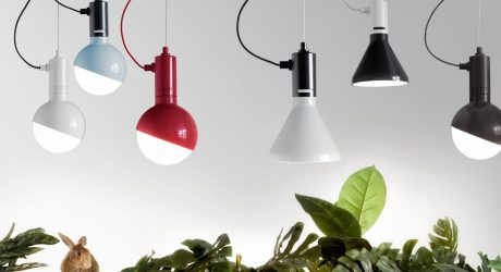 Hobo Lighting Series by Studio Aisslinger for Wästberg