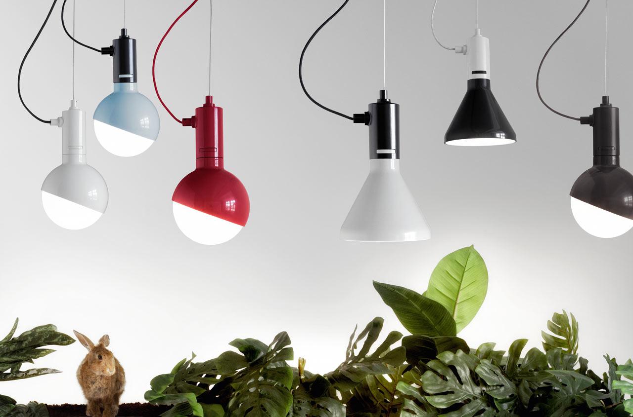 Hobo Lighting Series by Studio Aisslinger for Wästberg