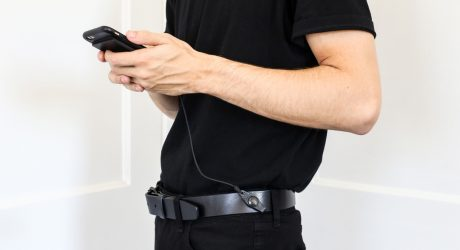 The Killspencer Utility Belt Keeps a Leash On Things