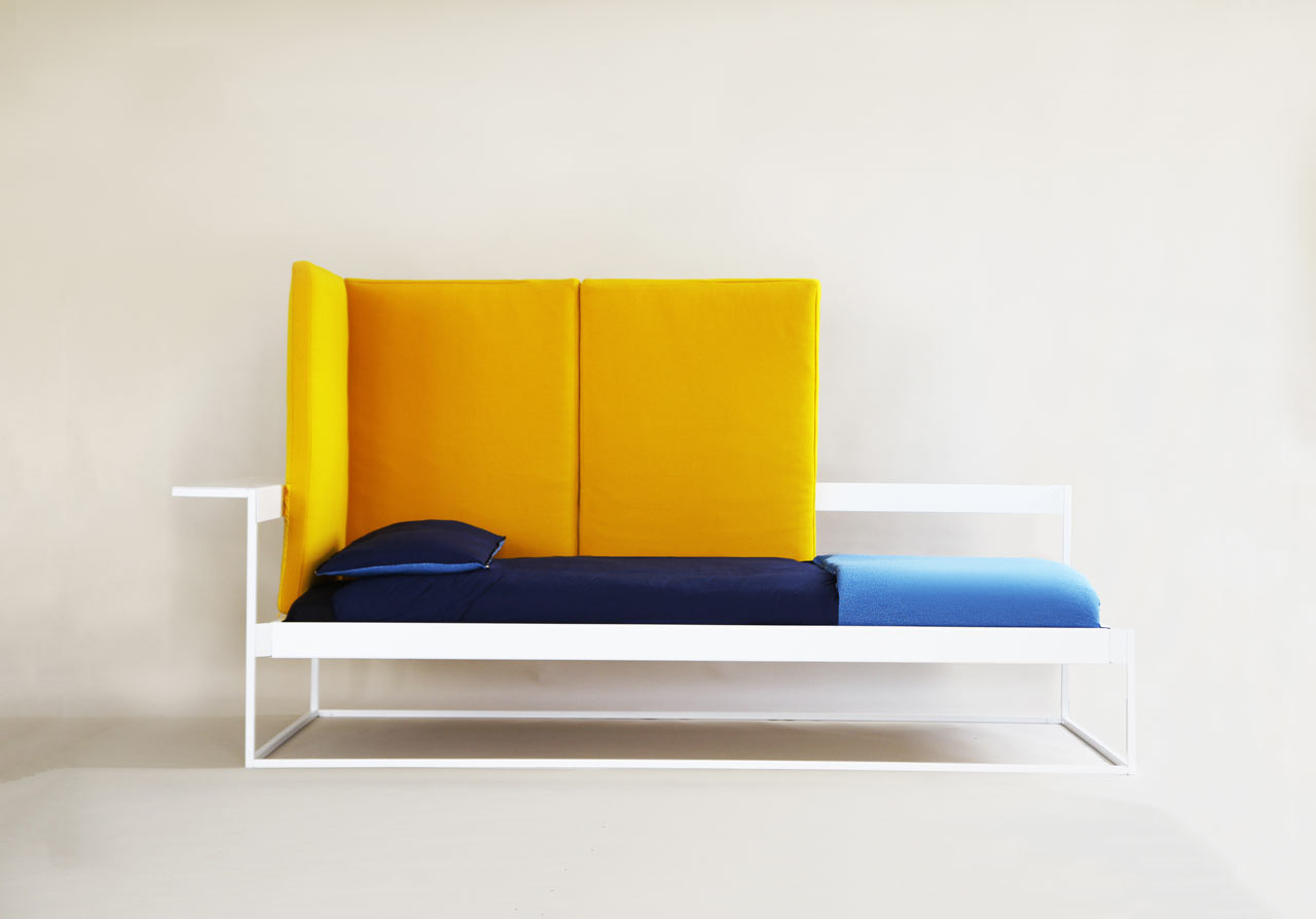 Nook: Flexible, Space-Saving Furniture for City Living