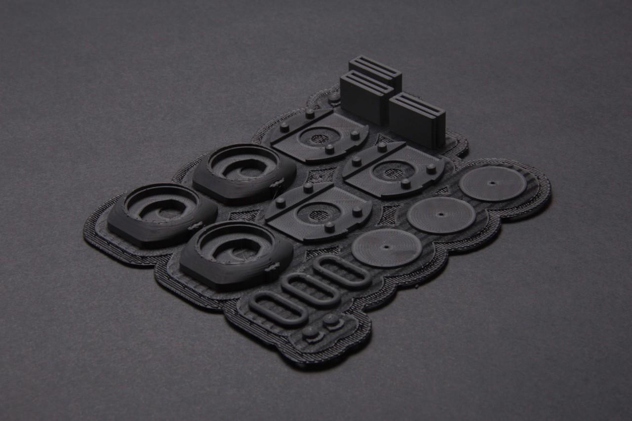 Notaroberto-Boldrini STEP Watches Wrap Swiss Movement Inside 3D Printed Cases