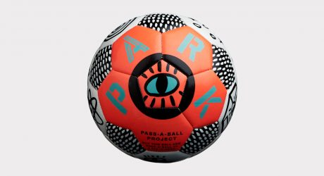 PARK Gives a Soccer Ball to a Kid in Need for Every Ball Purchased