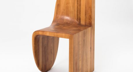Polymorph Chair Combines Two Design Concepts into One Chair