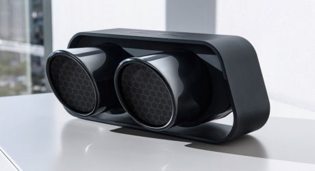 Porsche 911 GT3 Speaker Showcases an Exhaustive Amount of Detailing