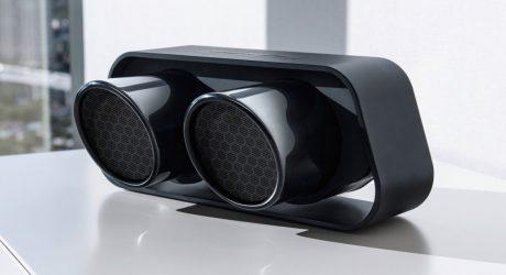 Porsche 911 GT3 Speaker Showcases an Exhaustive Amount of Detailing