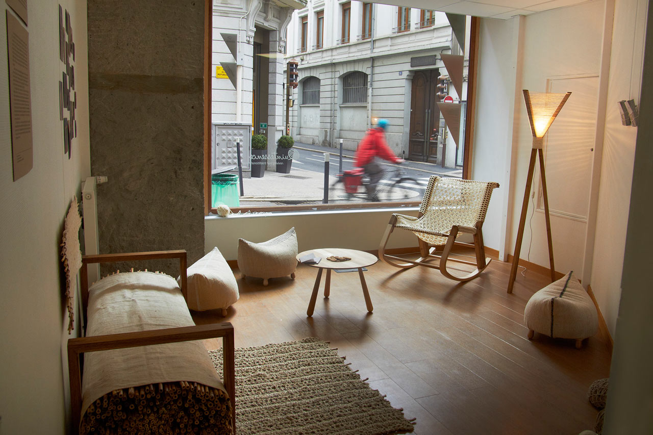 Furniture Inspired by Traditional Romanian and Moldovian Craftsmanship