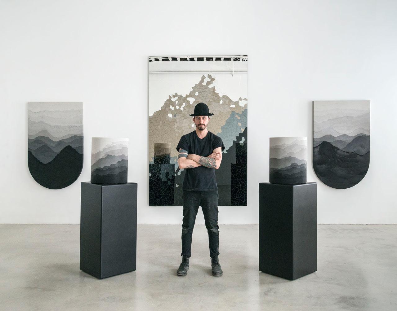 The Mountain-Inspired RIDGE Series by Fernando Mastrangelo