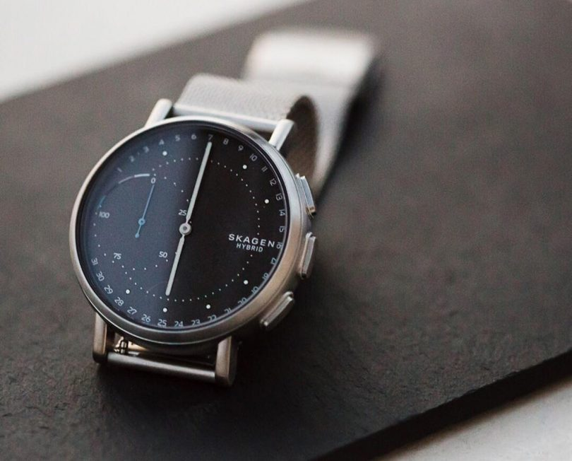 Skagen?s Signatur Hybrid Smartwatch Dials In Connectivity